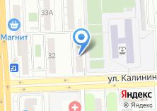 Компания «ПКМ» на карте