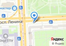Компания «Честный пекарь» на карте