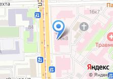 Компания «Кухня.ru» на карте