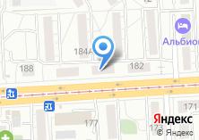 Компания «Техно+» на карте