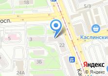 Компания «ИмпортПромПодшипник» на карте
