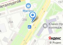 Компания «Шаурма 24» на карте