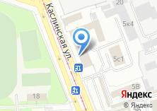 Компания «Стронекс» на карте