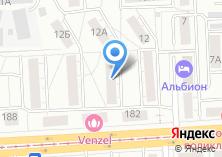 Компания «Тэнкай» на карте