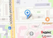 Компания «БЕТОН СК» на карте