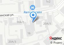 Компания «ПластМет торговый дом» на карте