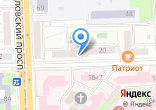 Компания «Центр Слух-Сервис» на карте