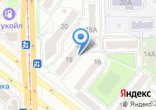 Компания «Автотехосмотр 74» на карте