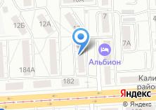 Компания «Современный офис» на карте
