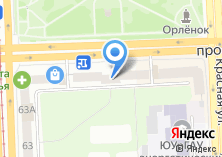 Компания «ТЕЛЕФОНИКА РУС» на карте