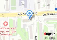 Компания «Кадастровый инженер Лазарев Д.Л.» на карте