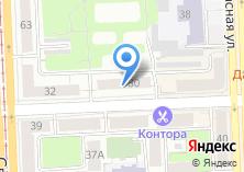 Компания «Академия Ресторанов» на карте