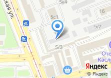 Компания «Проект-Дизайн-Сервис» на карте