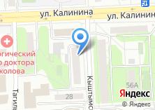 Компания «ПРОФСТРОЙСЕРВИС» на карте