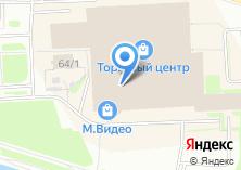 Компания «АМР МОТОРС» на карте