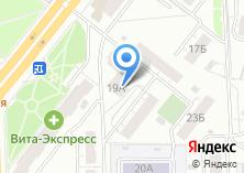 Компания «Прическа» на карте