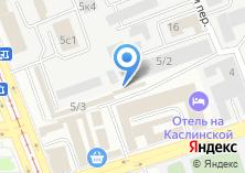 Компания «Кирилл и София» на карте