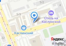 Компания «Салон домашнего уюта» на карте