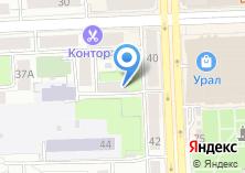 Компания «БИЗНЕС УЧЕТ» на карте