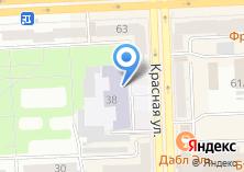 Компания «Южно-Уральский государственный аграрный университет» на карте