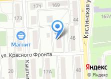 Компания «Олан Групп» на карте