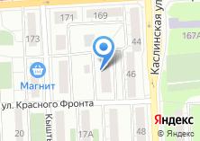 Компания «ЧелСтройСнаб» на карте