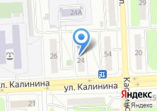 Компания «Промконструкция» на карте