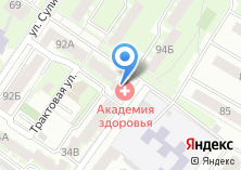Компания «Уралмашлизинг» на карте
