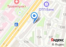 Компания «Сонор» на карте