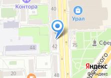 Компания «ВК Типография» на карте