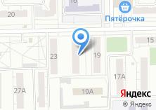 Компания «Ремжилзаказчик Металлургический район» на карте