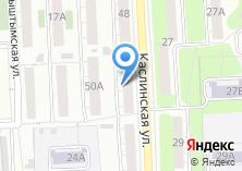 Компания «Фунтик. Территория детства» на карте