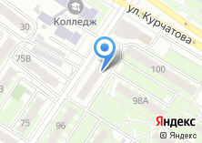 Компания «Эксперт 174» на карте