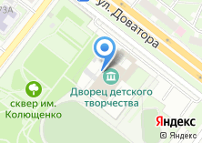 Компания «Стадион им. Д.В. Колющенко» на карте