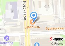 Компания «Babushka» на карте