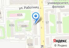 Компания «ТехноИнструмент» на карте