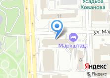 Компания «КОННЕКТ» на карте