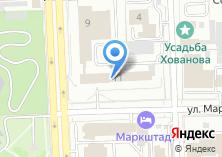 Компания «ЧелИндЛизинг» на карте