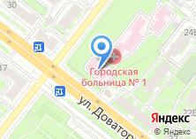 Компания «Городская больница №15» на карте