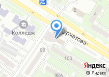 Компания «В доме» на карте