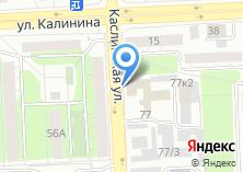 Компания «UralCast» на карте