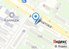 Компания «Видеотдел» на карте