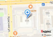 Компания «Следственный отдел по Центральному району г. Челябинска» на карте