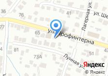 Компания «Стриплента74» на карте
