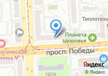 Компания «Интерком-Л» на карте