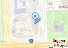 Компания «*инвестстройсервис*» на карте