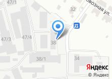 Компания «Витэкс» на карте