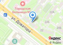 Компания «АльфаСтрахование-МС» на карте