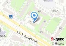 Компания «ЭнергоСервис» на карте