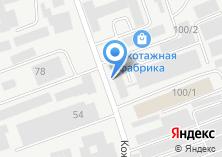 Компания «Уральский партнер» на карте